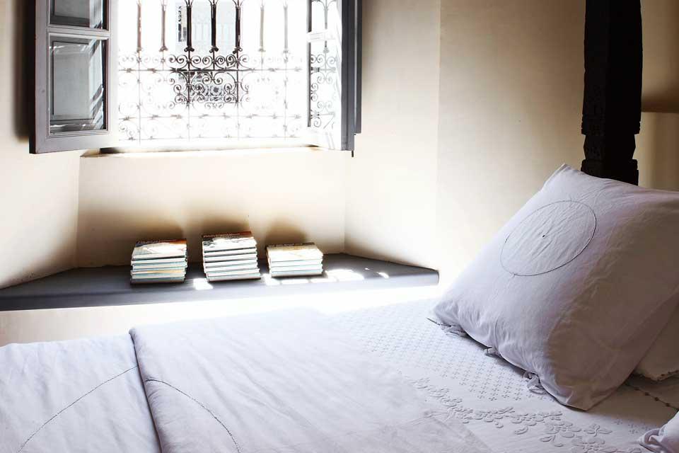 valerie barkowski darkawa riad baboune room
