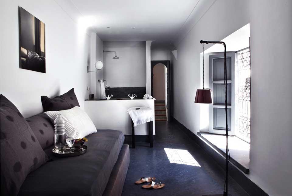 Dar Kawa - Description of the suite Mumtaz