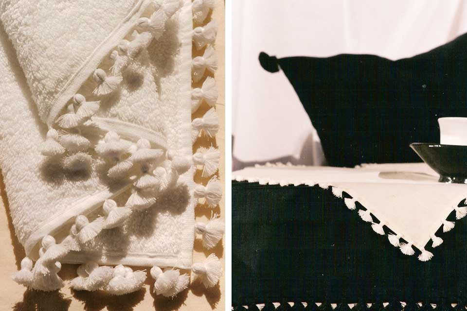 Linen by V. Barkowski - collection 1998