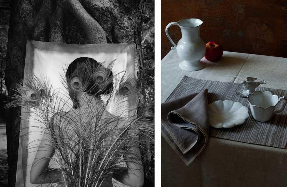 Bandit Queen table - the room of delicacies