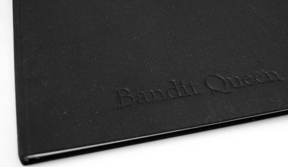bandit queen valerie barkowski the book 1
