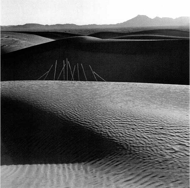 sahart foundation desert valerie barkowski 2003