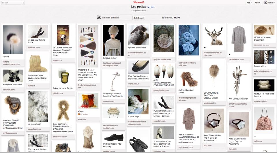 Socks &co on Pinterest - Sokistan by Valérie Barkowski