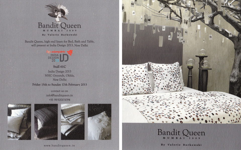 india design fair bandit queen delhi