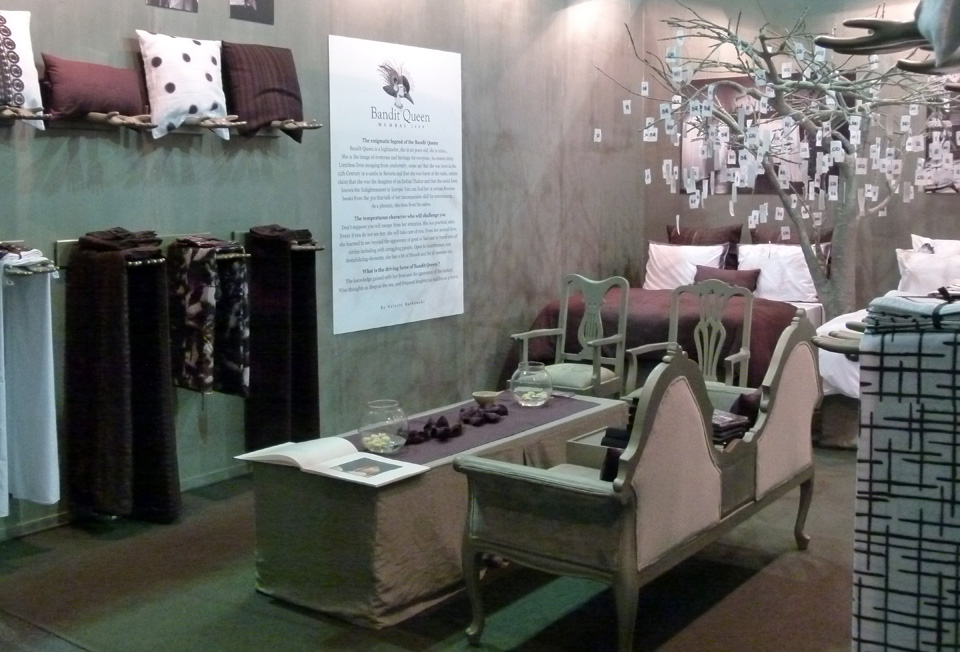 delhi design fair bandit queen valerie barkowski