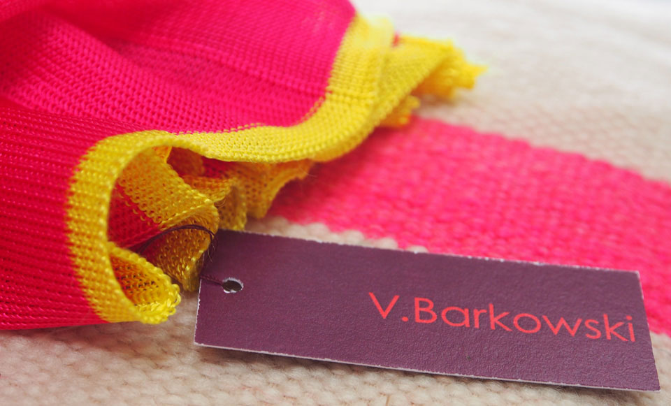 Les couleurs néon by Valérie Barkowski