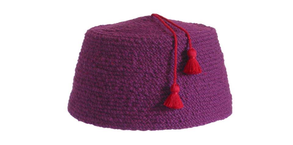 design fez hat vbarkowski tarbouche