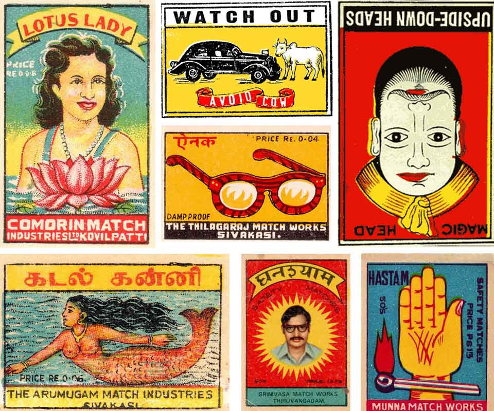 indian matchbox