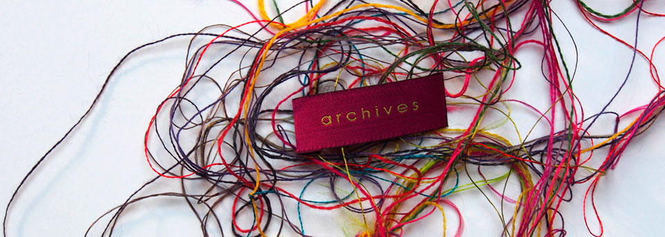 Archives of ideas and meetings by Valérie Barkowski
