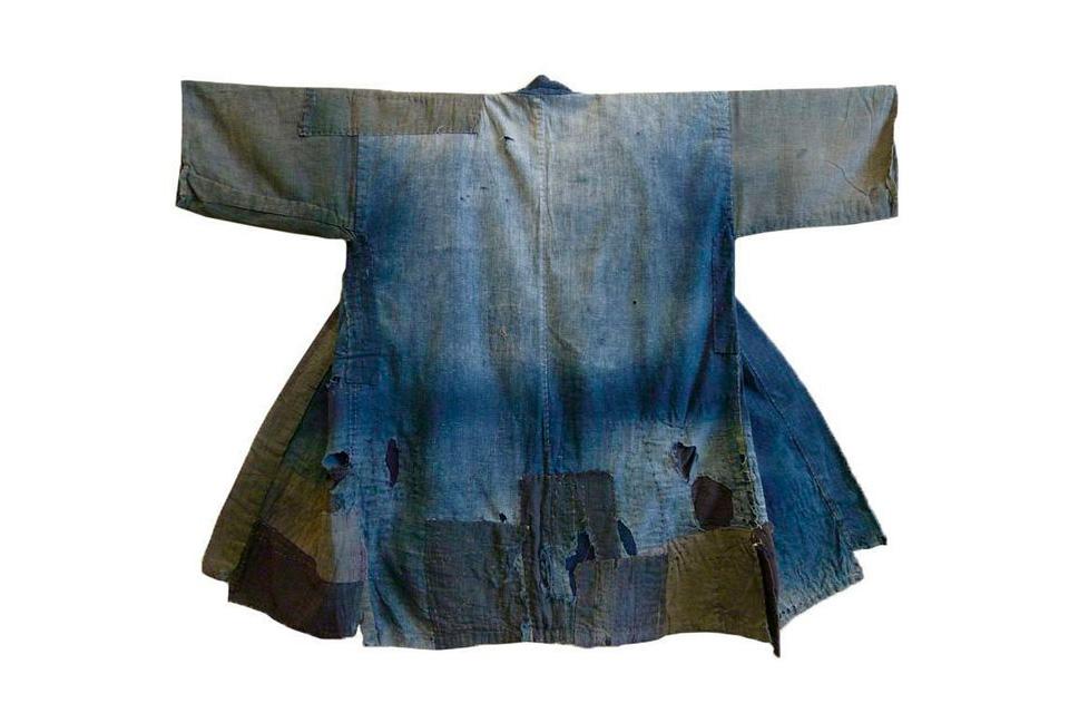 Boro du Japon - Inspiration pour Valérie Barkowski