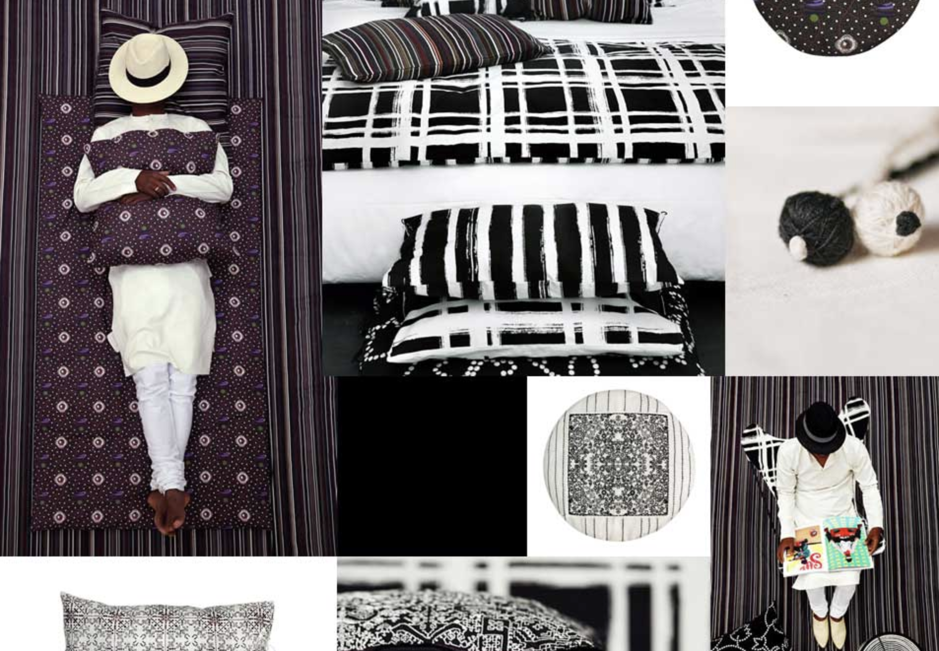 black collection no mad artdirection vbarkowski
