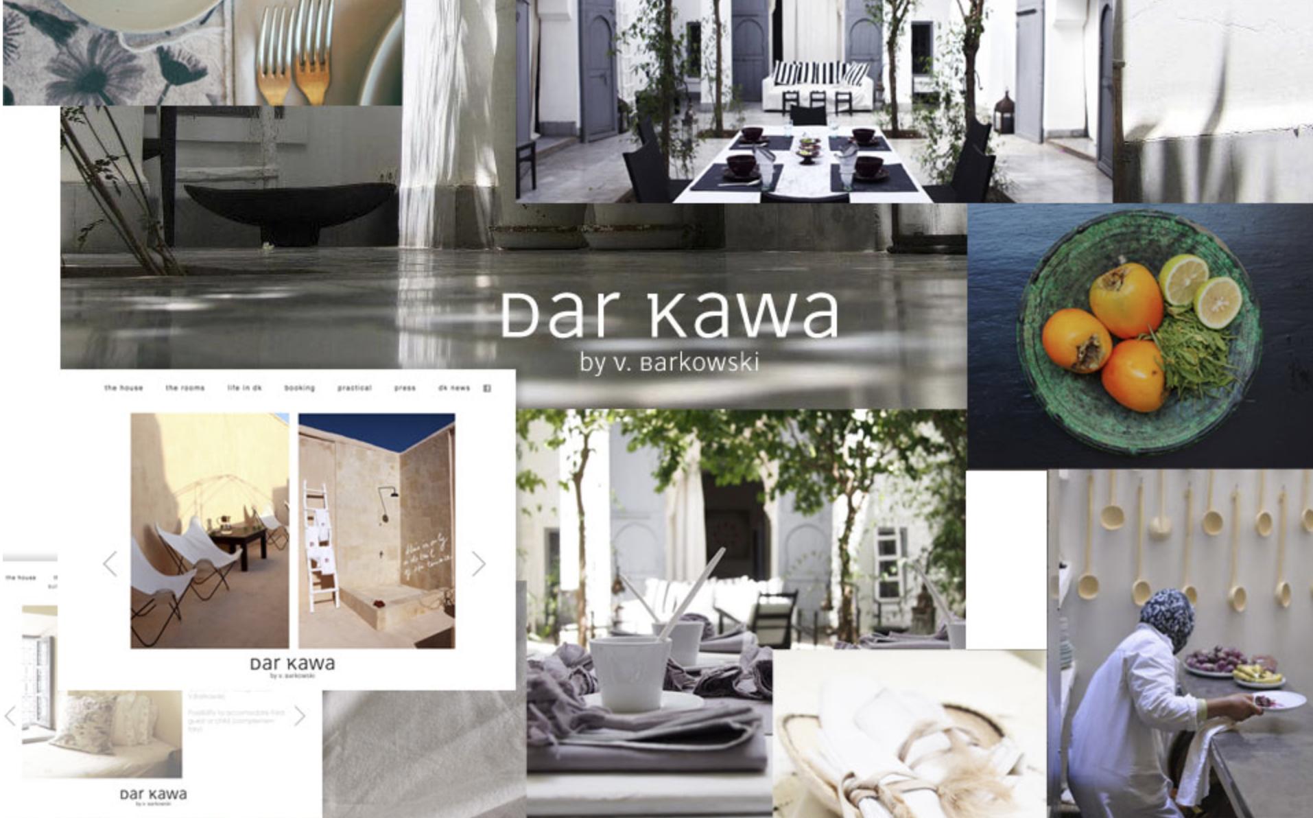style darkawa riad marrakech