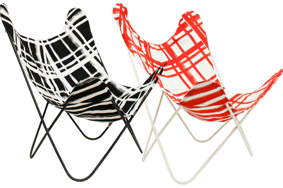 The butterfly chair from No-Mad 97% India