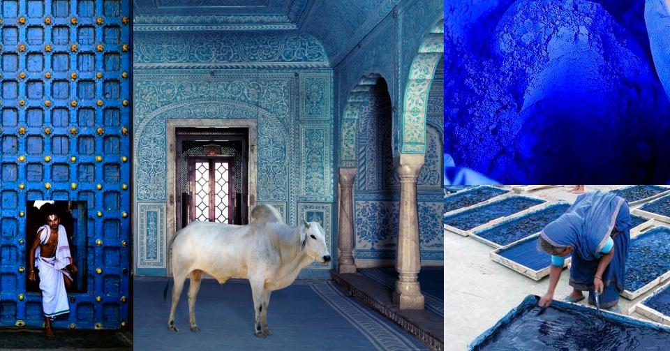 indigo colour india inspiration