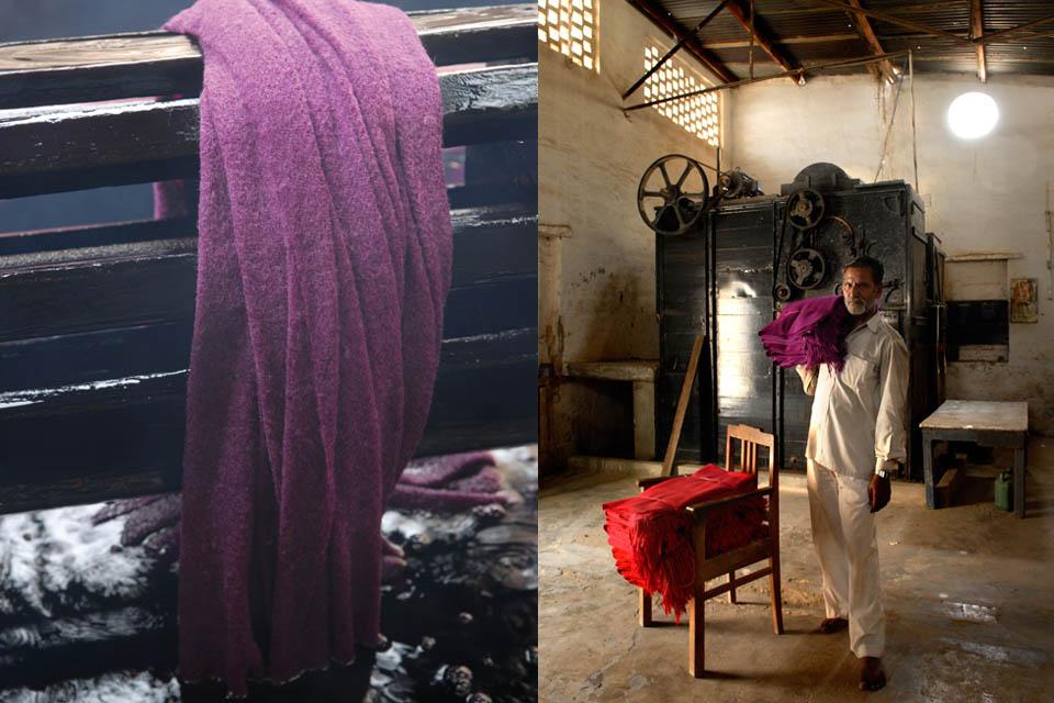 couverture-tissage-fait-main-laine-artisan-tisserand-inde