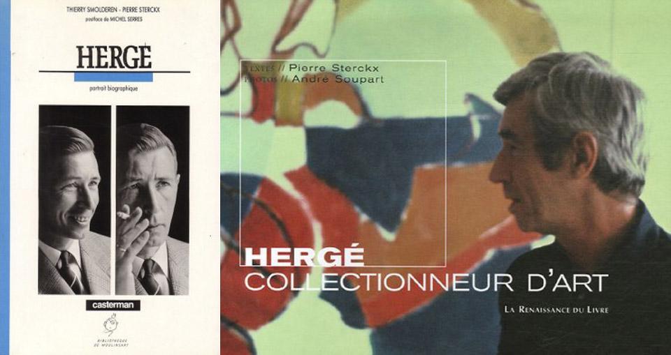 au-revoir-pierre-sterckx-livres-herge-collectionneur-art