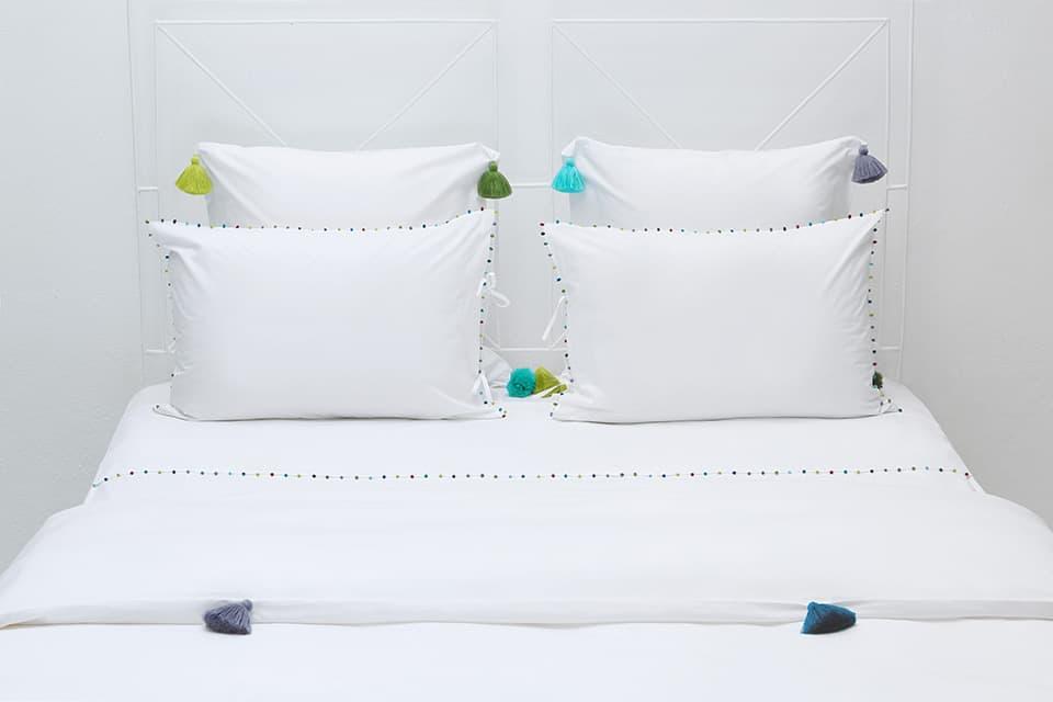 casa piedra bed linen