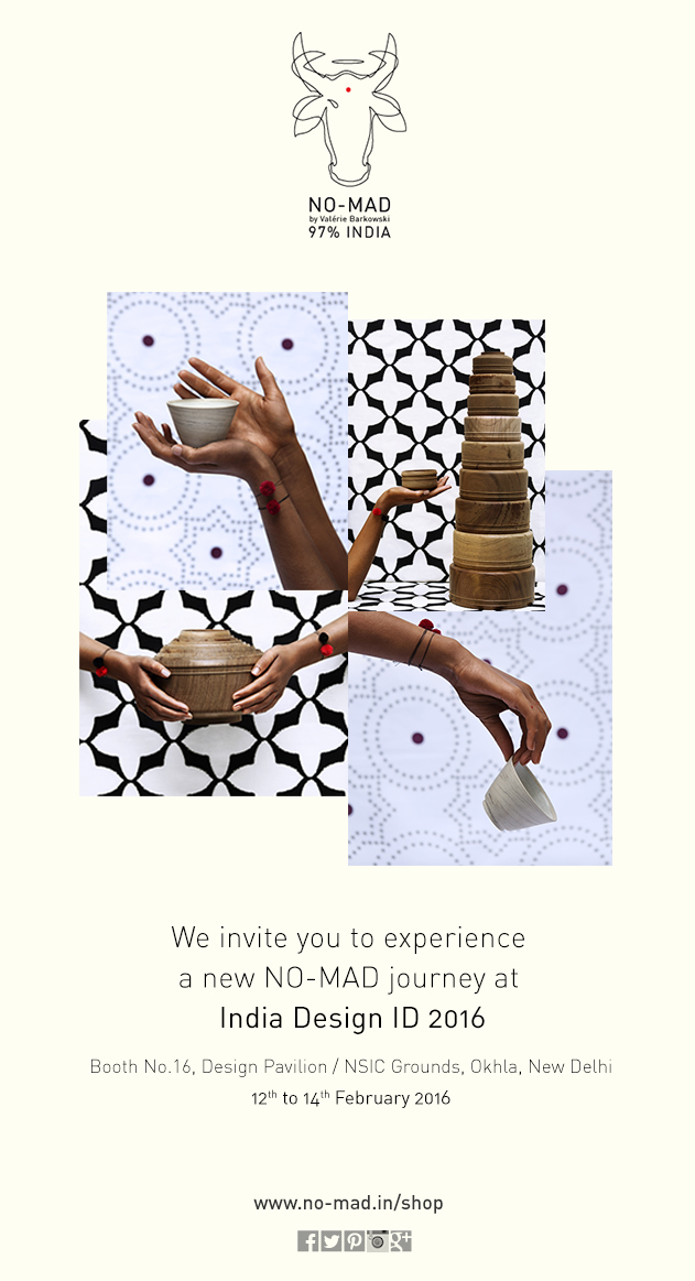 emailing invitation no-mad india-design-ID-2016 table-good
