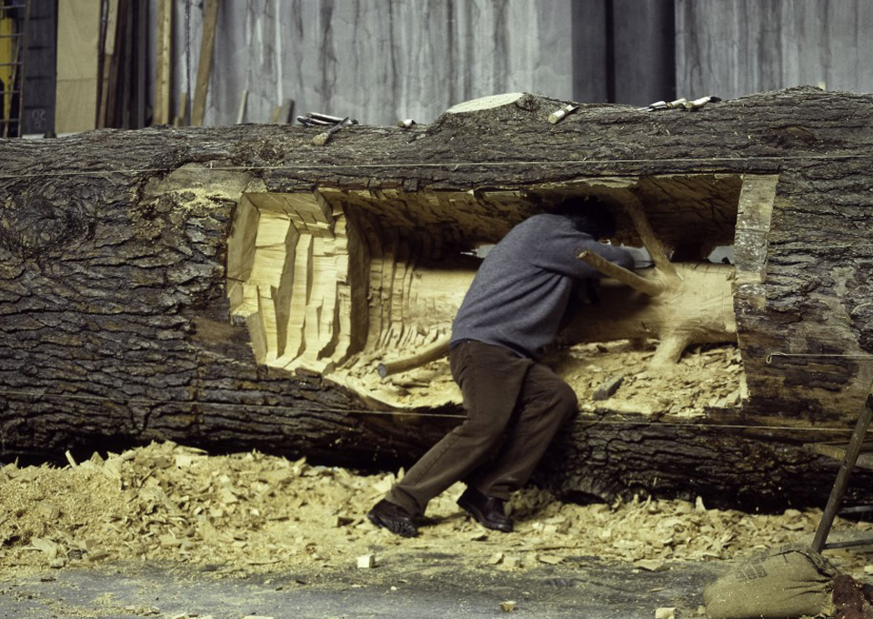 giuseppe penone inspiration source whitechapelgallery