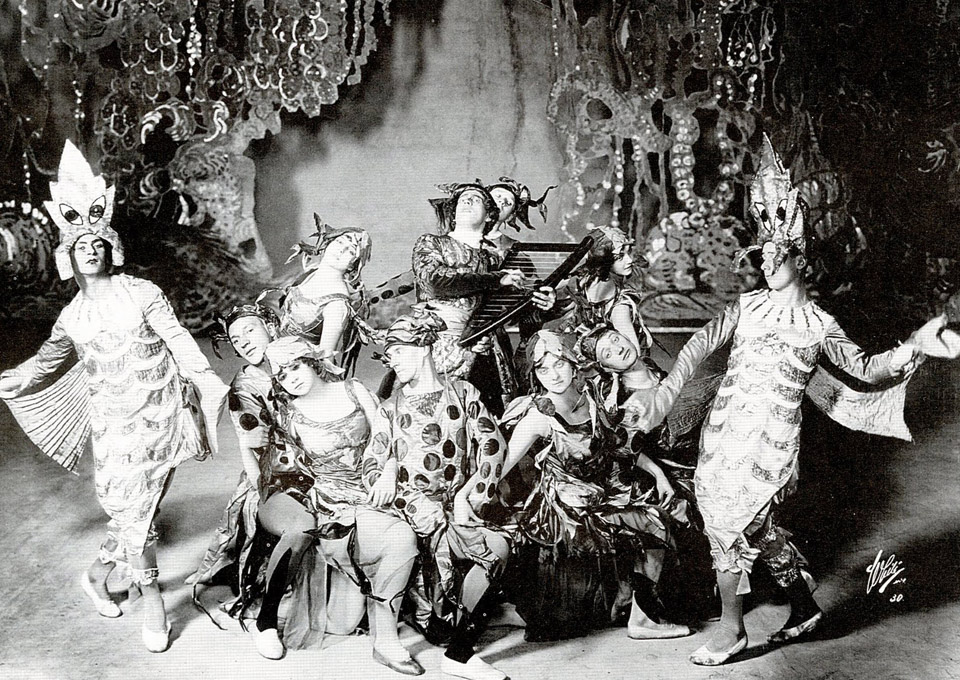 serge diaghilev russian ballets
