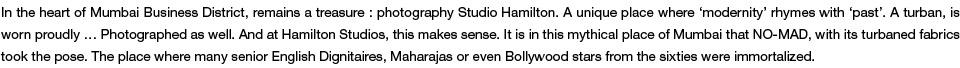 hamilton studios texte 1