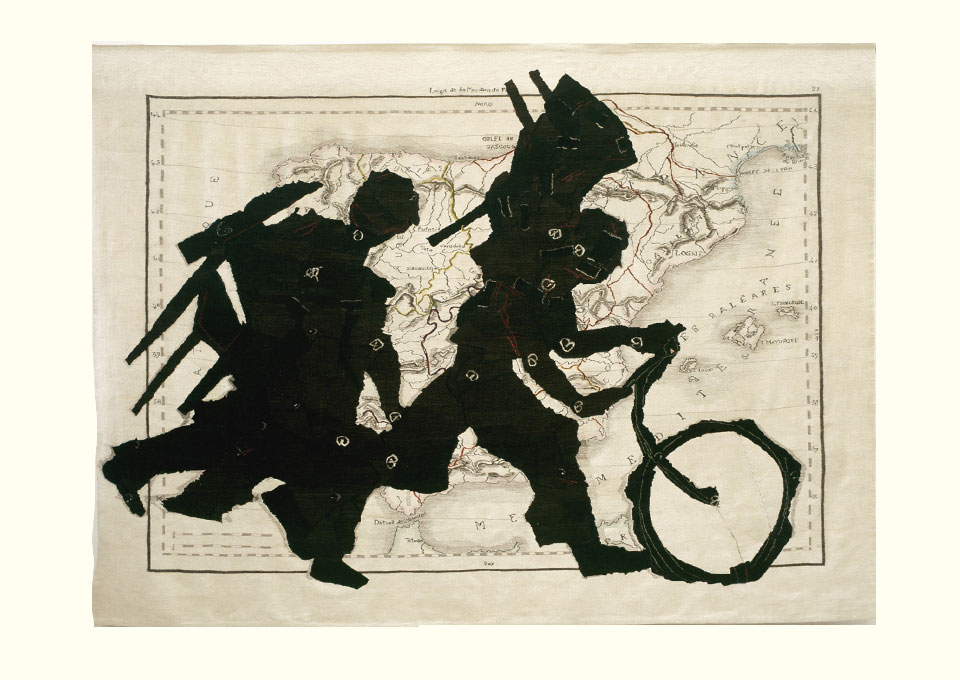 william kentridge tapestry 2