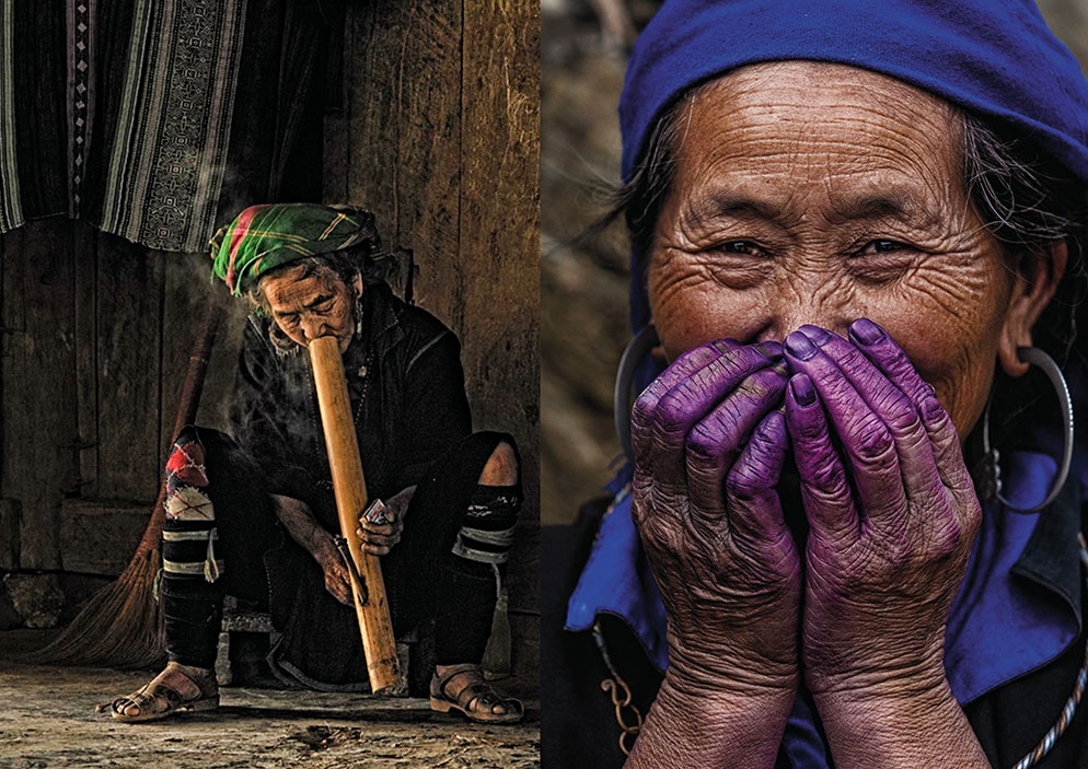 asian tribes inspiration