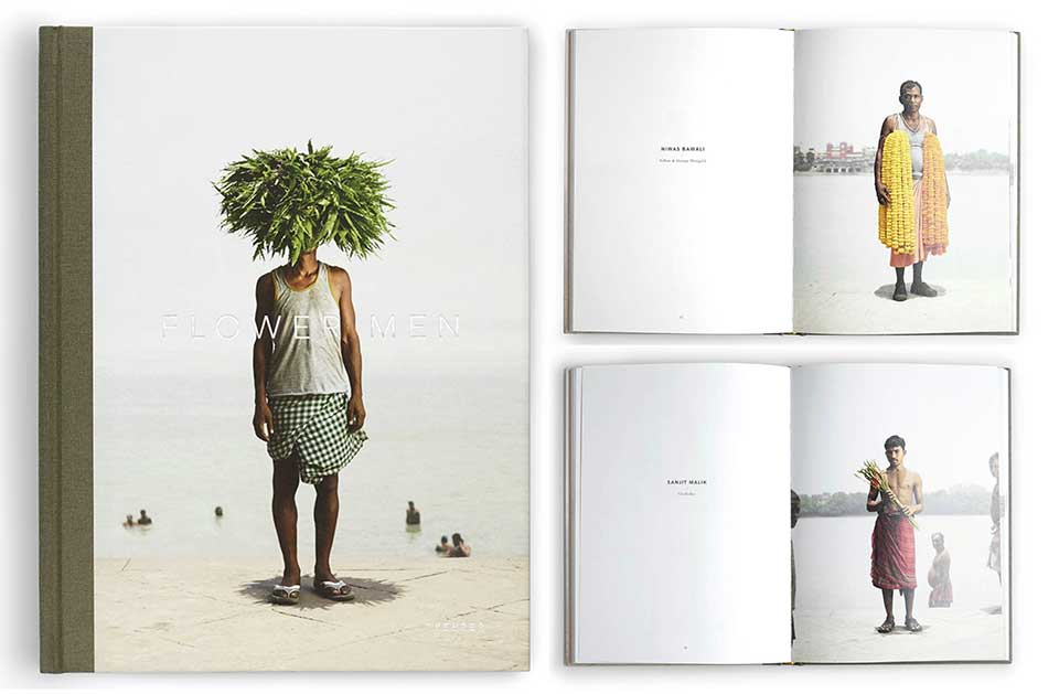 flower men book