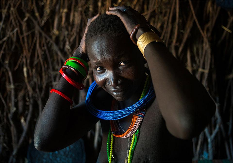 toposa tribe photo
