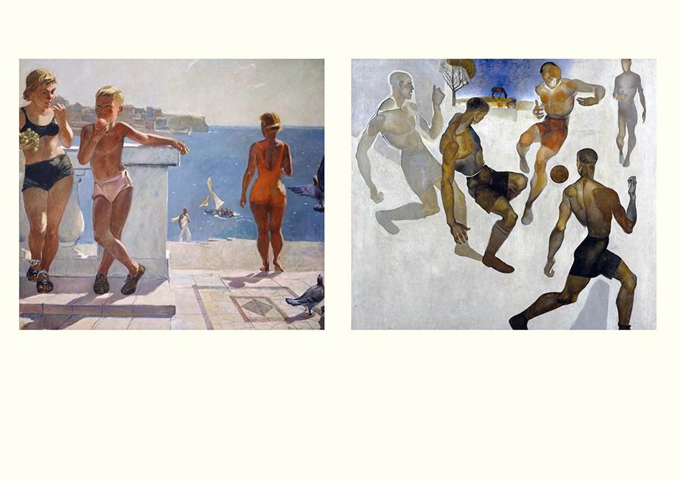 alexander deïneka painter soviet