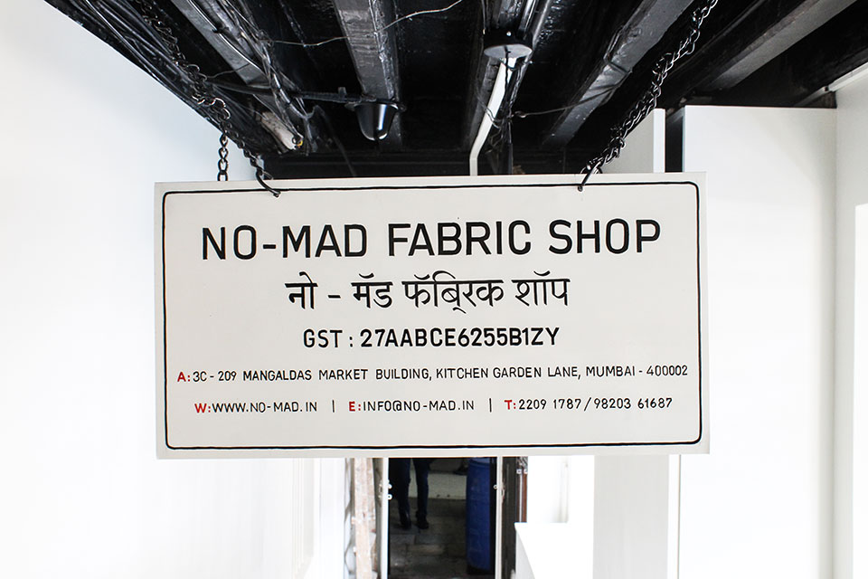 the fabric store no-mad