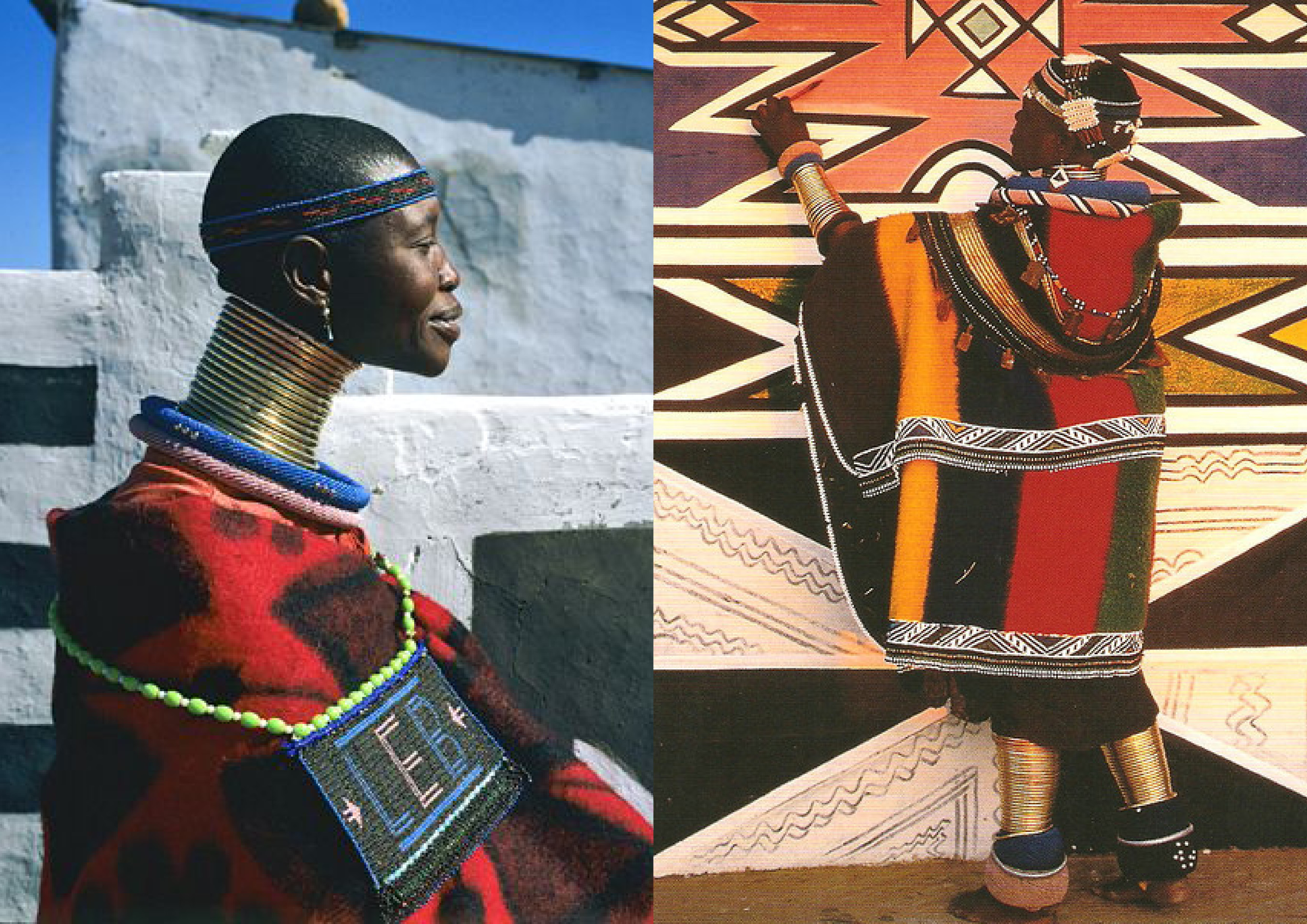ndebele tribe pearls