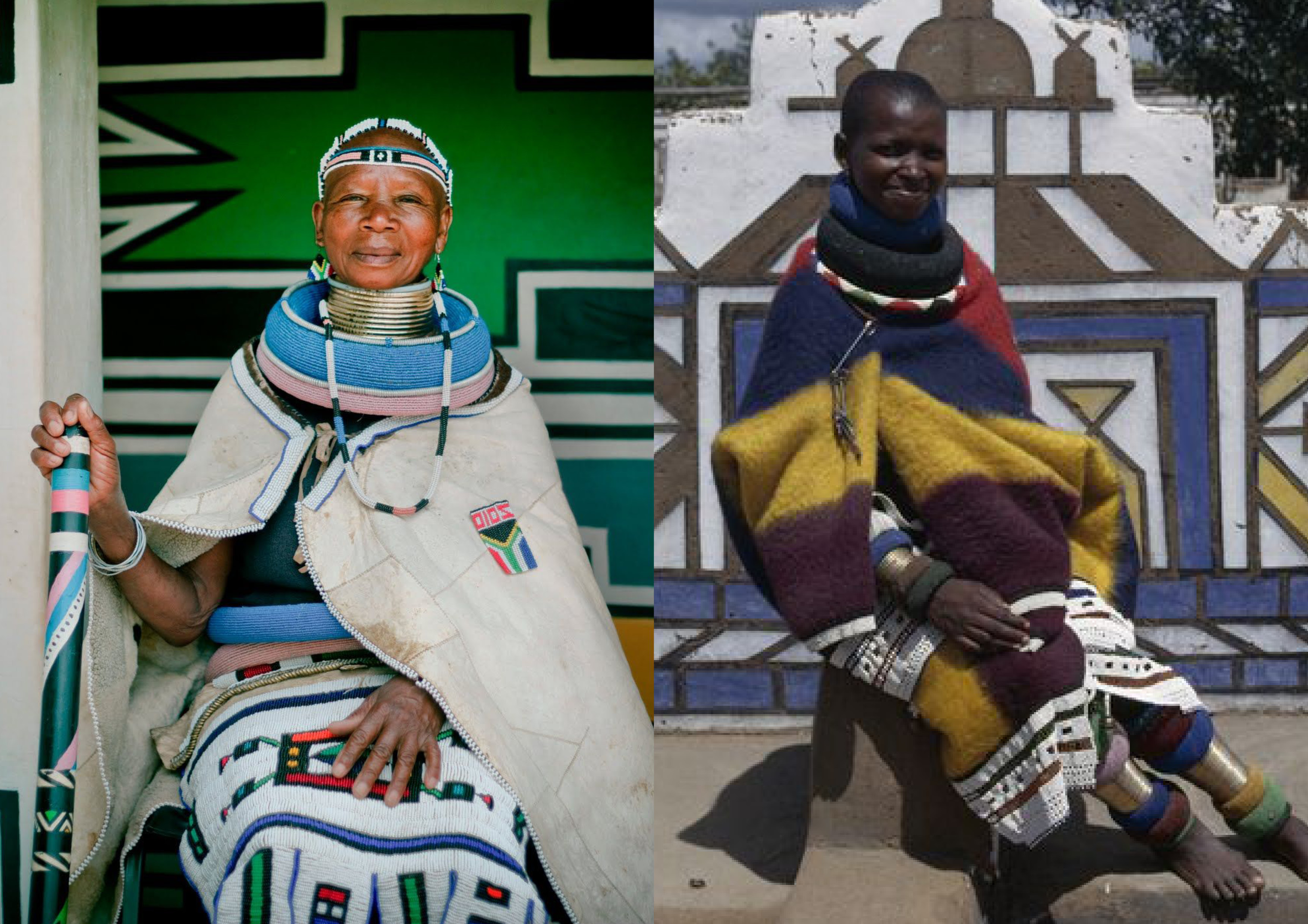 ndebele tribe women