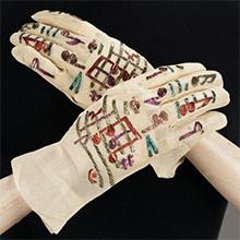 elsa schiaparelli gants