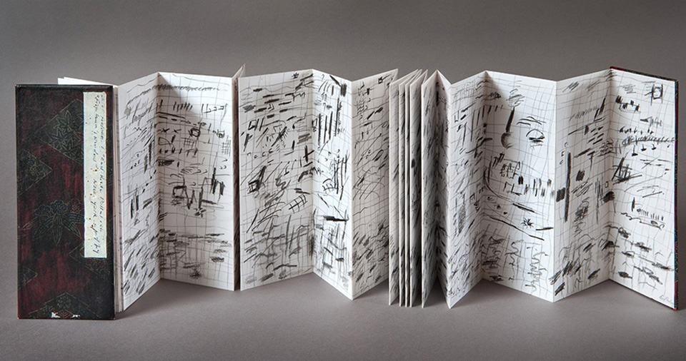 etel adnan drawings