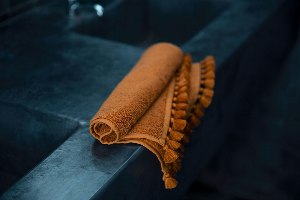 high end timeless bath towels design valerie barkowski marrakesh